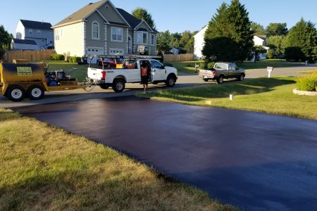 Driveway Sealcoating Specials