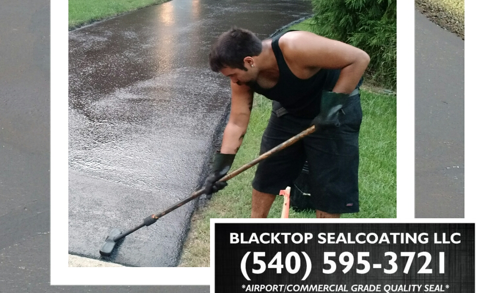 Get your Driveway Sealcoating Estimate Here